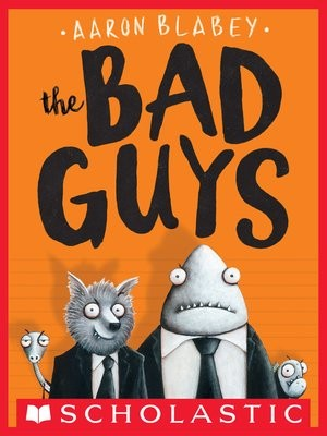 """The Bad Guys"" (ebook) cover"