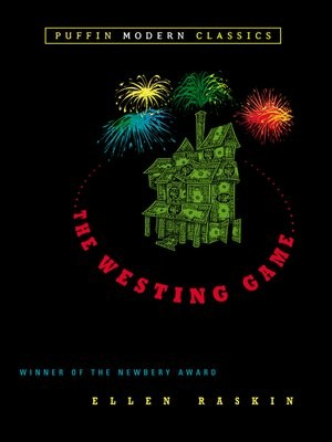 """The Westing Game"" (ebook) cover"