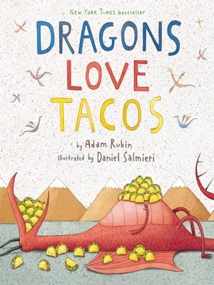 """Dragons Love Tacos"" (ebook) cover"