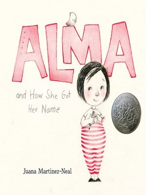 """Alma and How She Got Her Name"" (ebook) cover"